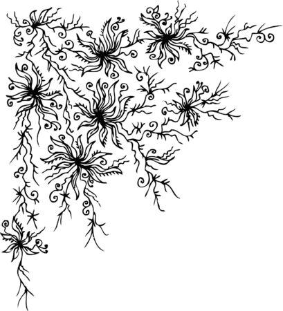 Les Fleurs du mal. Eau-forte 8.