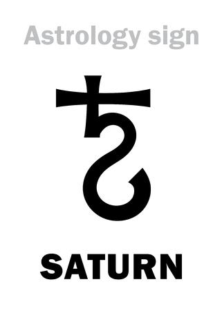 Astrology Alphabet: SATURN, classic major social planet