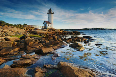 Annisquam lighthouse, Massachusetts