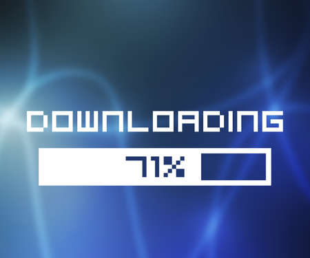 Downloading Screen