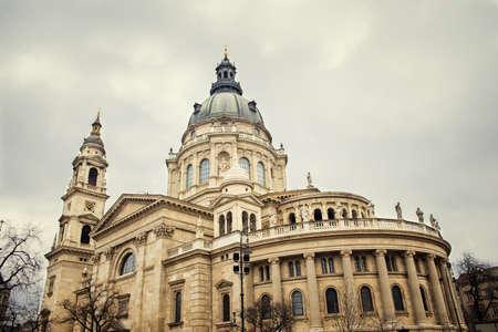St. Stephen's Basilica is a Roman Catholic basilica in Budapest