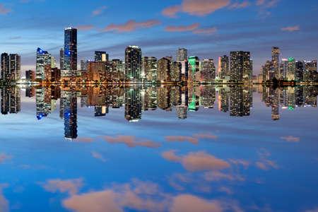 Miami Reflection