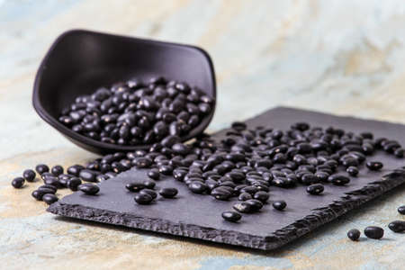 A nutritious black bean