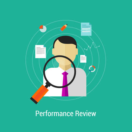 Review performance human resource