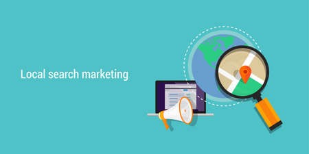 local search digital marketing SEO optimization internet