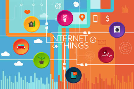 internet of things thing interconnected device and object iot