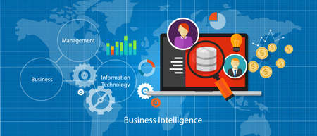 bi business intelligence database analysis data information