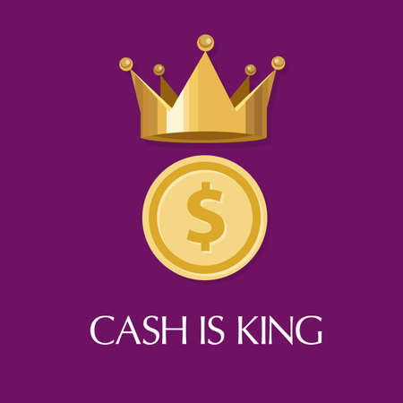 cash is king money is everything flow in business