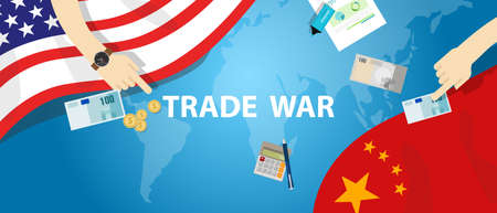 trade war America China tariff business global exchange international