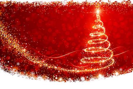 Illustration pour Christmas Tree - image libre de droit