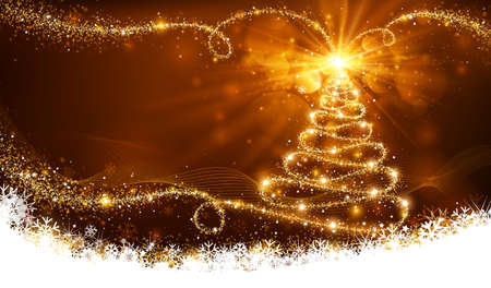 Magic Christmas Tree