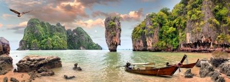 James Bond Island, Phang Nga, Thailand