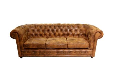 Old classic sofa