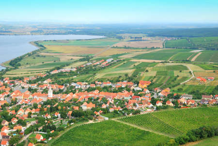 Small and picturesque village in South Moravia