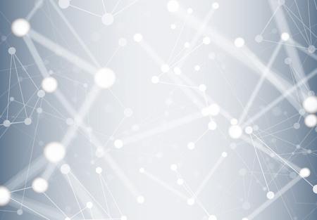Ilustración de Network connection internet communication background - Imagen libre de derechos