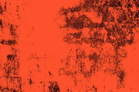 Foto de Red grunge background. Texture of old paint. - Imagen libre de derechos