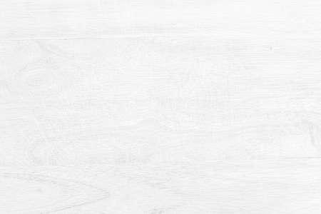 Photo pour Light white pattern wood plank surface for copy space in design background - image libre de droit