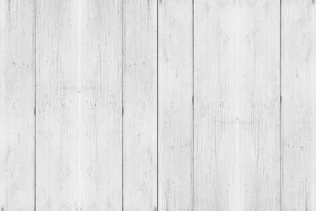 Photo for White texture of old wood. wooden wall background with light pattern natural copy space. - Royalty Free Image