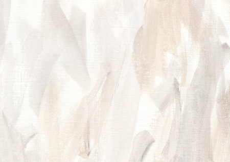 Foto de Elegant and soft abstract artistic background. Expressive hand painted backdrop with delicate pastel desaturated colors. Stylish feminine light winter neutral art background. Watercolor abstraction. - Imagen libre de derechos