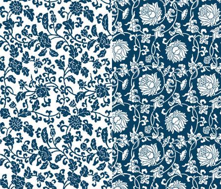 Illustration pour floral pattern - image libre de droit