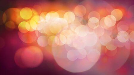 Photo pour Colourful dancing lights, defocused shot - image libre de droit