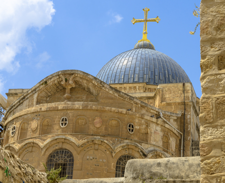 Church of the Holy Sepulchre, Old Jerusalem