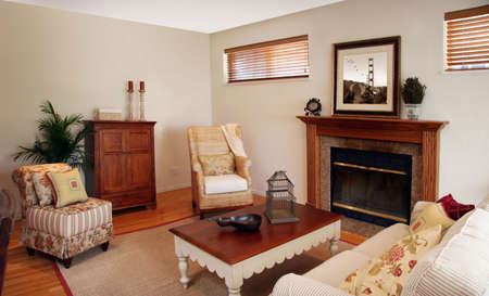 Old fashion living room