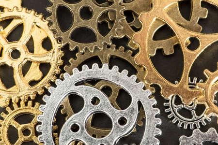 Photo pour Many different gears - image libre de droit
