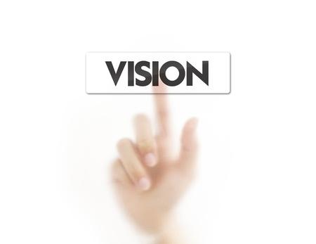 Finger pressing vision button