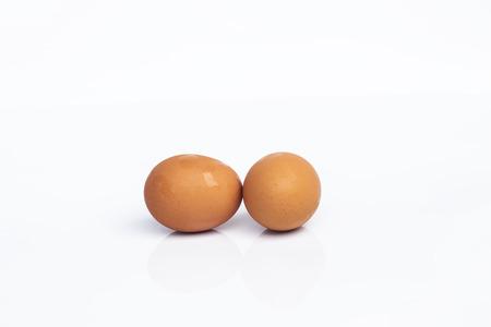 Egg - Isolated on white background