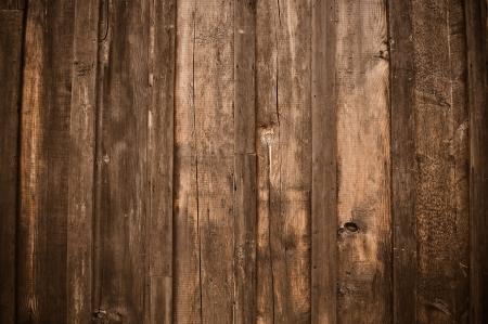 Photo pour Rustic Dark Aged Wood Background - image libre de droit