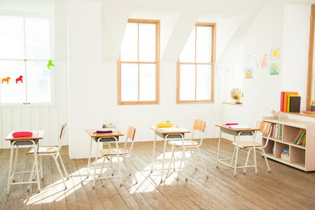Foto de An Empty Classroom - Imagen libre de derechos