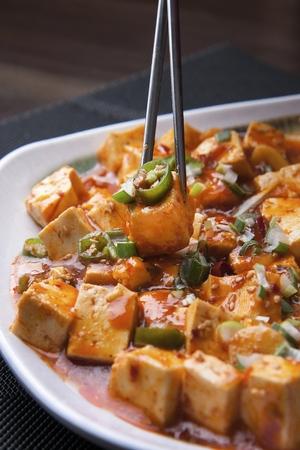 Mapa Tofu, Chinese cuisine