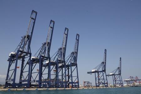 Port transportation tools