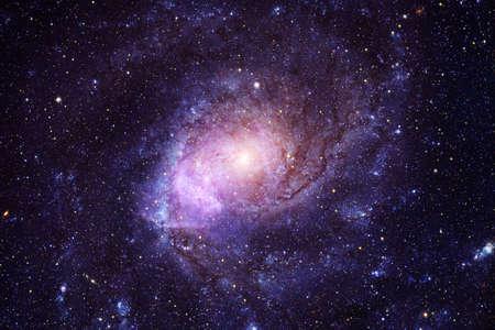 Photo pour Beautiful galaxy.Starfield Outer space art. - image libre de droit