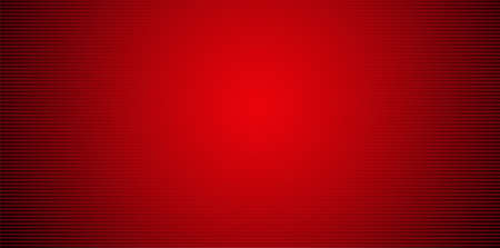 Illustration for Abstract linear red gradient background for graphic design. Vector illustration - Royalty Free Image