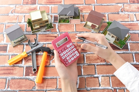 Photo pour Residential image - image libre de droit