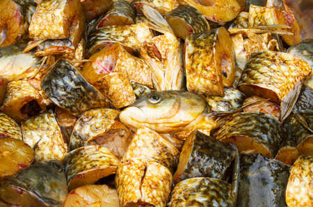Souse grass carp, Chinese food