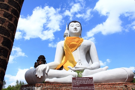 Image of Buddha in Thailand