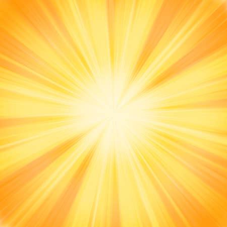 New line of sunburst.