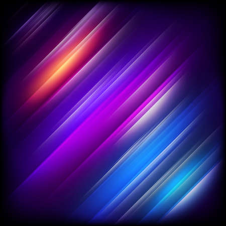 Illustration pour Abstract background with colorful shining. EPS 10 vector file included - image libre de droit