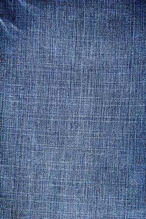 Blue jeans closeup