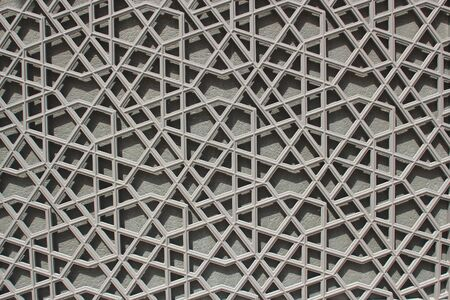 Background architectural lattice design