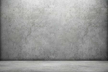 Foto de Concrete wall and floor - Imagen libre de derechos