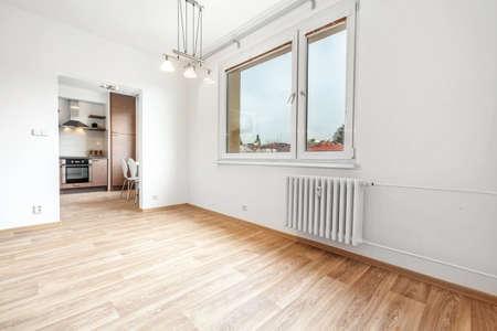 Photo pour Interior photo shoot in a modern apartment. - image libre de droit