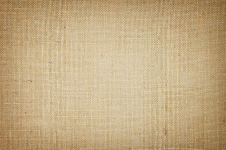 sackcloth textured for background.