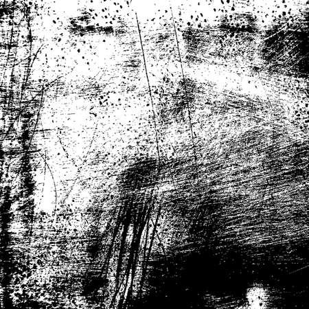 Illustration pour Abstract grunge painted texture.  - image libre de droit