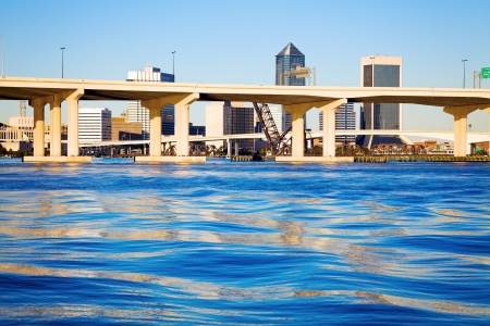 Jacksonville, Florida - seen afternoon time.