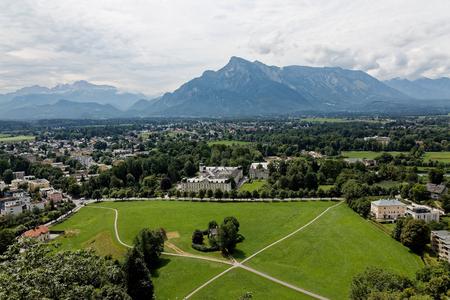 Salzburg - Austria.