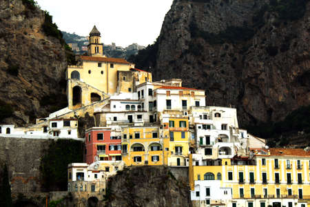 Foto per Amalfi Landscape - Italy - Immagine Royalty Free